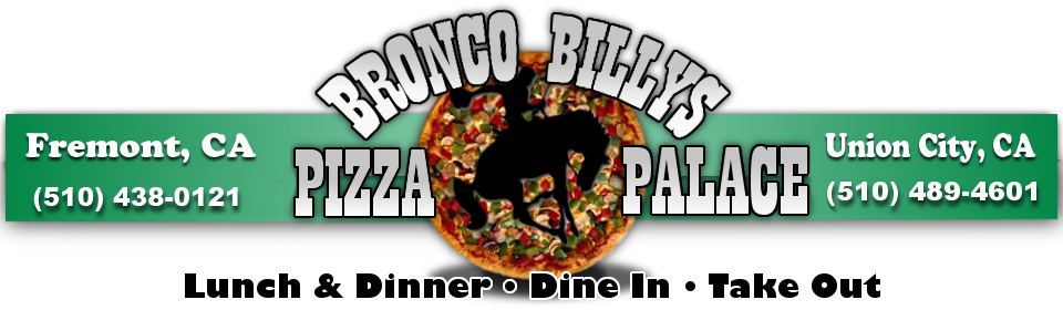Bronco Billy's Pizza Palace